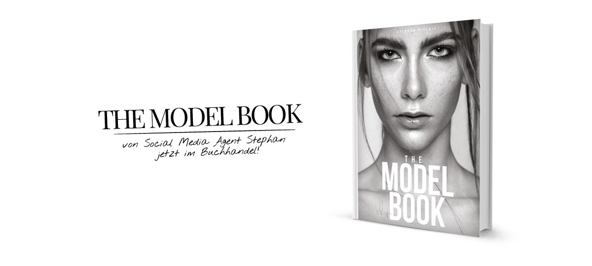 The Model Book: Becoming a Model and Influencer - Tips & Help