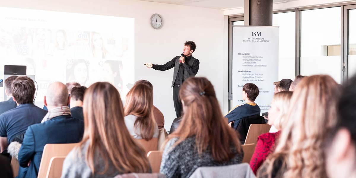 Influencer Marketing Strategies - Speaker Lecture @ ISM