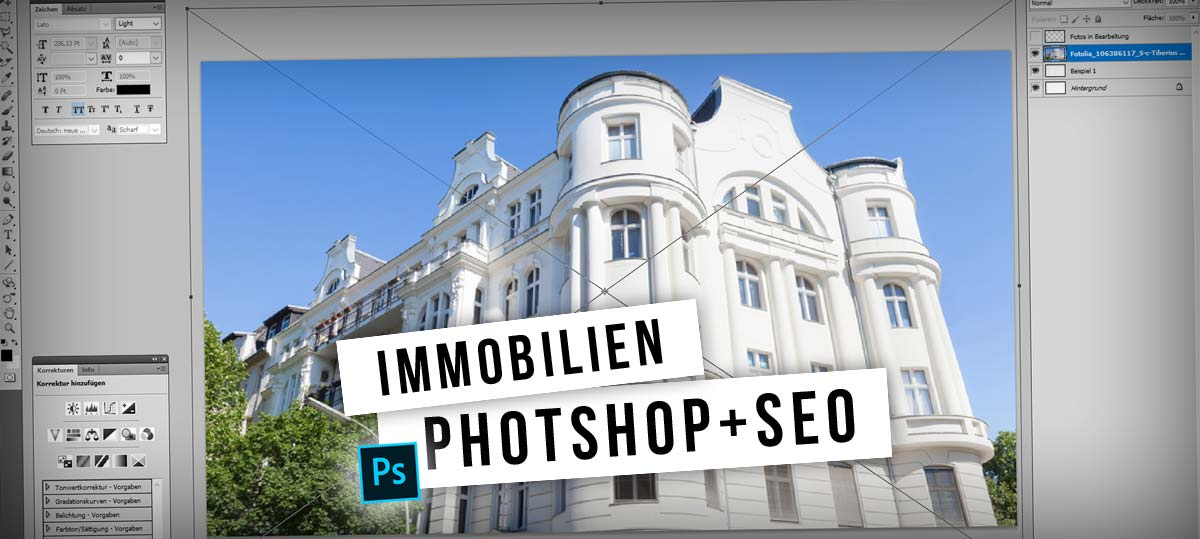 Optimise real estate advertisements: Photoshop, WordPress and SEO - Video Tutorial
