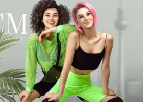 Virtual influencers: LOUT about Zoe & Ella – competition for Lil Miquela (Instagram)?!