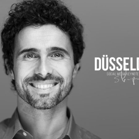 Düsseldorf: Keynote Speaker für Social Media Marketing