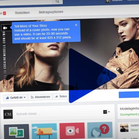 NEW! Facebook Change: Video Marketing + Design for the fanpage