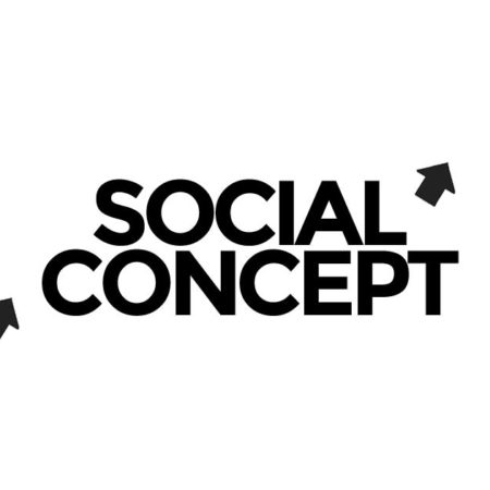 Social Media Concept: How it's done - brand, reach, monitoring