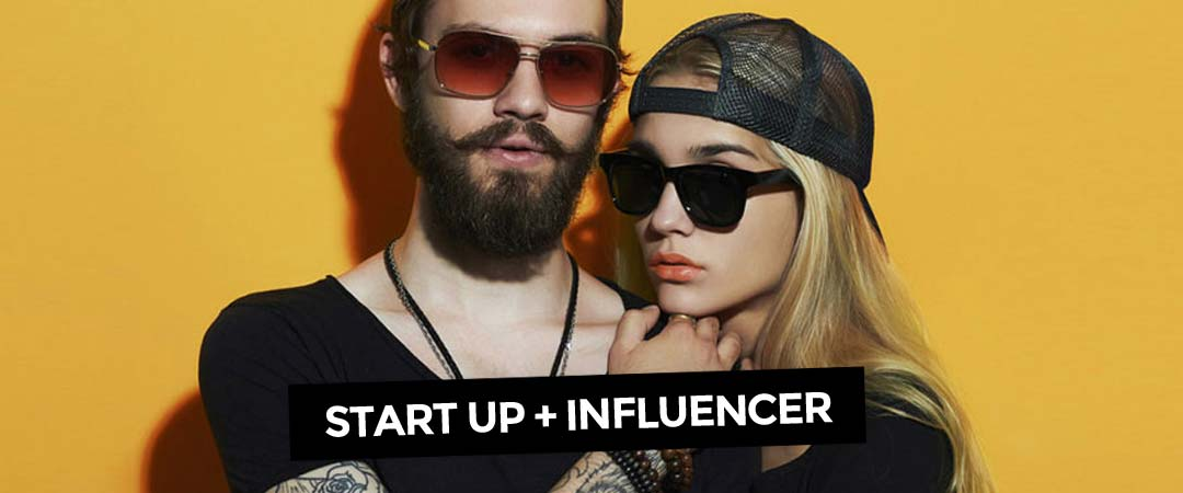 Startups & Influencer marketing, does it work?