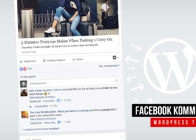 Facebook comments for WordPress – app creation, code integration and moderation