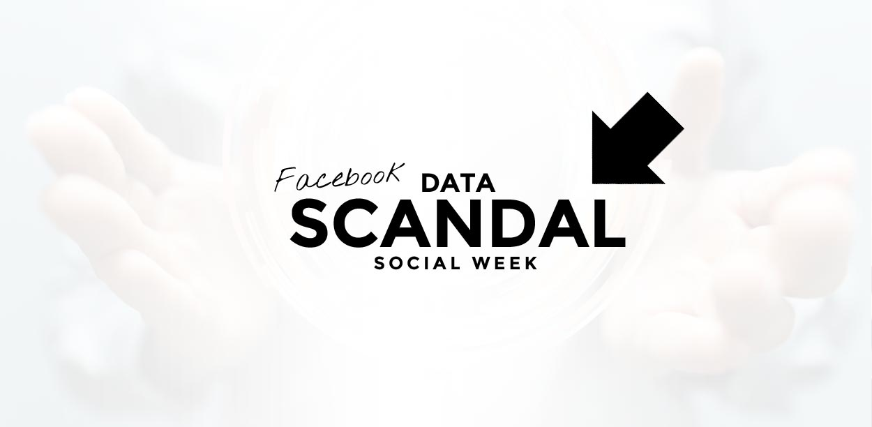 Data scandal on Facebook / Cambridge Analytica and criticism of influencer marketing | Social Media Week
