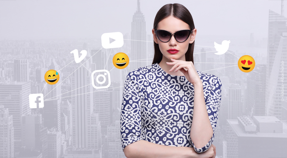 Social Selling - Shopping on Facebook, Instagram and Youtube