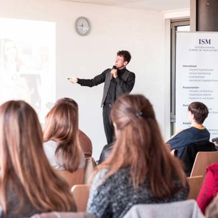 Influencer Marketing Strategies - Speaker Lecture @ ISM