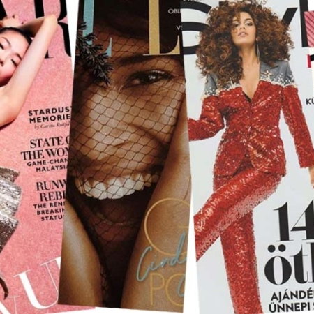 Top 7 fashion magazines from New York +1 Special