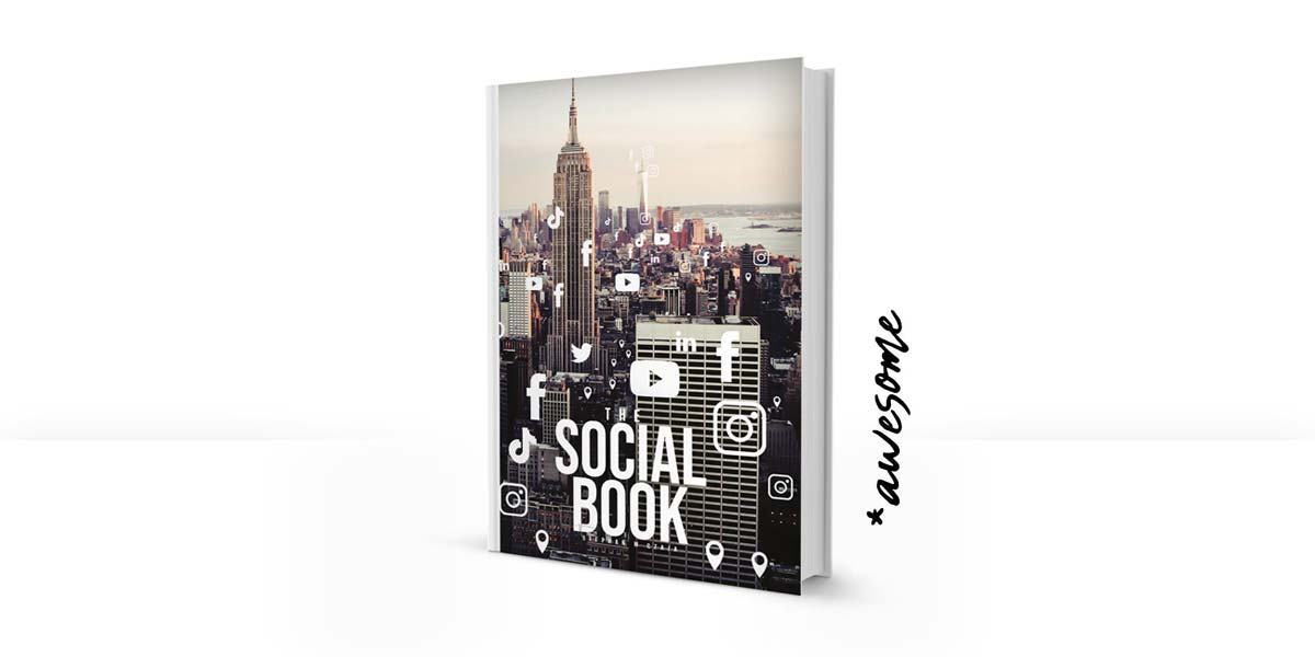 The Social Book - Social Media Marketing Basics for Students + Managers