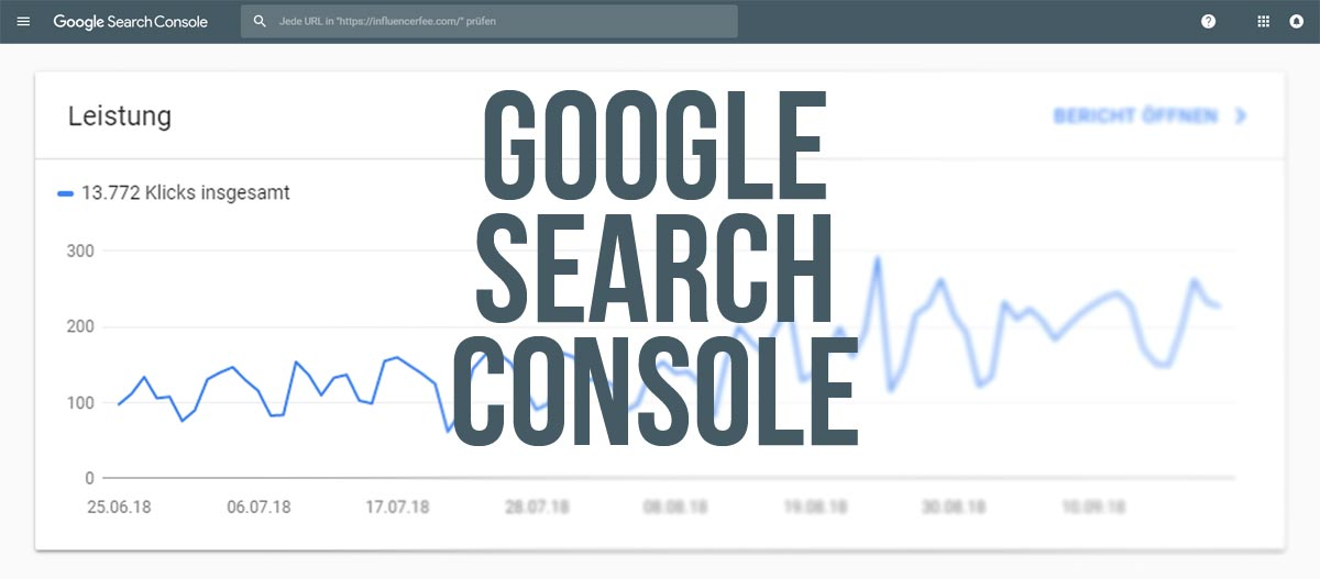 New Google Search Console: Setup for websites, shops and WordPress