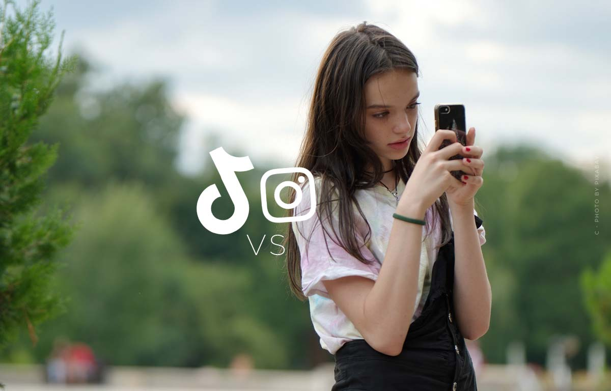 Does Instagram fear TikTok? Competition: Videos instead of photos - algorithm update