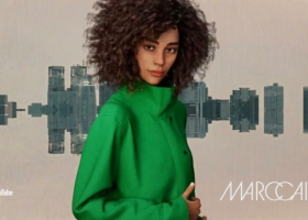 Reality meets VR – The first virtual fashion show / fashion movie by MarcCain