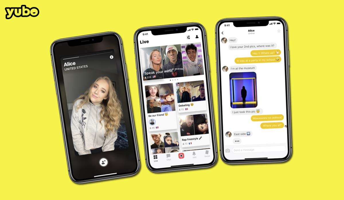 Yubo: The new TikTok / Instagram? Trend analysis - app combines Snapchat and Youtube